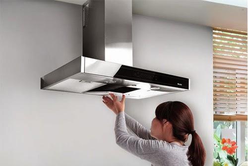 Hướng dẫn phát hiện lỗi và sửa chữa máy hút mùi Frames tại nhà