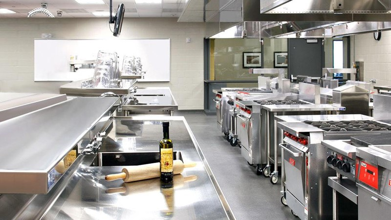 Địa chỉ cung cấp dịch vụ bảo trì thiết bị bếp công nghiệp