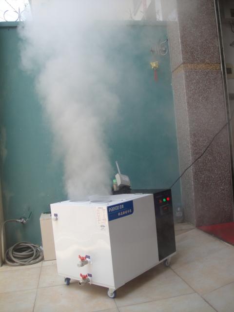 Đơn vị cung cấp dịch vụ sửa chữa máy tạo ẩm công nghiệp