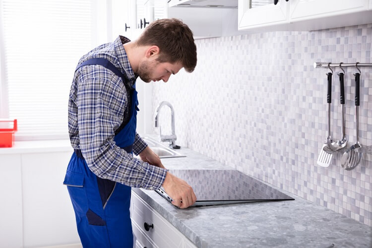 Những vấn đề liên quan đến việc thay mặt kính bếp từ Bosch