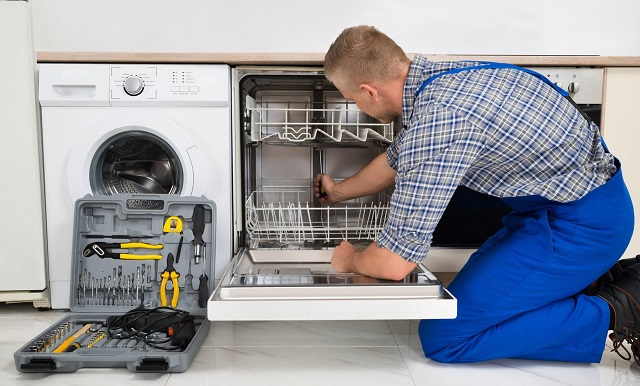 Cẩm nang sửa máy rửa bát Munchen tại nhà
